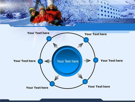 Winter Free PowerPoint Template Slide 7