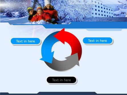 Free Winter PowerPoint Template Slide 9