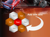 Tuning Free PowerPoint Template#11