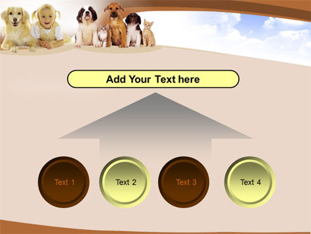 Free Pets PowerPoint Template Slide 8