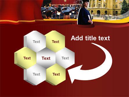 Alma-Mater Graduation PowerPoint Template Slide 11