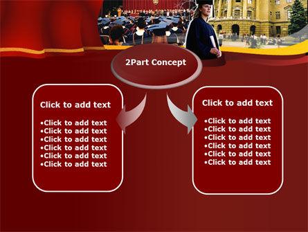 Alma-Mater Graduation PowerPoint Template Slide 4