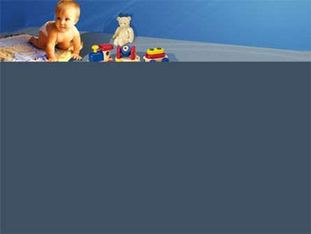 Kids & Toys PowerPoint Template, Slide 2, 00027, People — PoweredTemplate.com