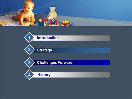Kids & Toys PowerPoint Template Slide 3