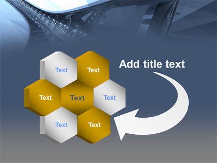 3D Construction PowerPoint Template Slide 11