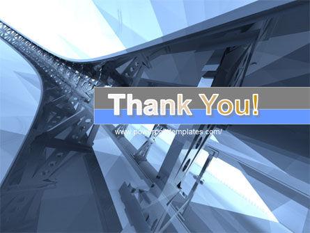 3D Construction PowerPoint Template Slide 20