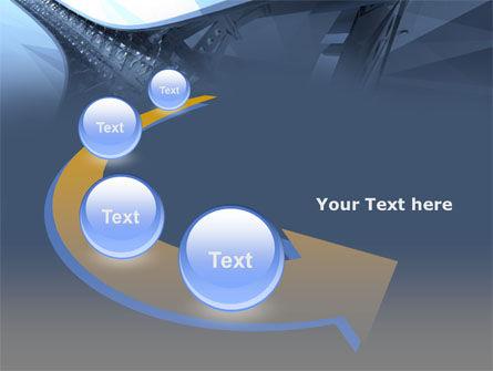 3D Construction PowerPoint Template Slide 6