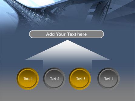 3D Construction PowerPoint Template Slide 8