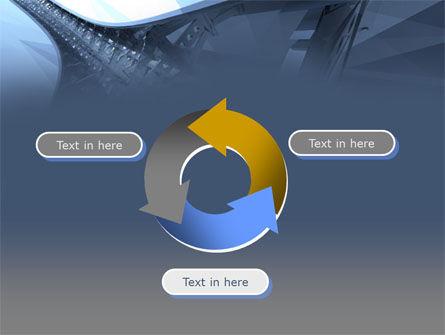 3D Construction PowerPoint Template Slide 9