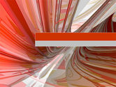 Abstract/Textures: 3d Versnelling PowerPoint Template #00039