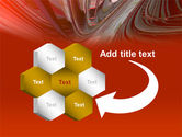 3D Acceleration PowerPoint Template#11
