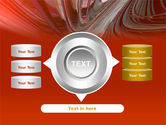 3D Acceleration PowerPoint Template#12
