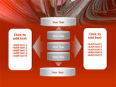 3D Acceleration PowerPoint Template#13