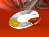 3D Acceleration PowerPoint Template#19