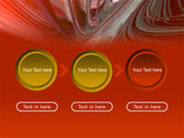 3D Acceleration PowerPoint Template#5