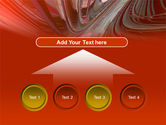 3D Acceleration PowerPoint Template#8