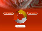 3D Acceleration PowerPoint Template#9
