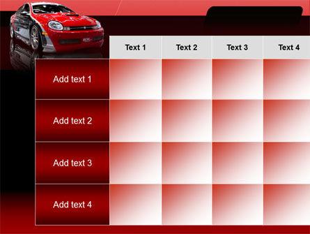 Automotive PowerPoint Template Slide 15