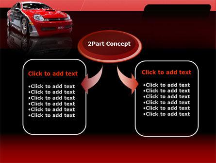 Automotive PowerPoint Template, Slide 4, 00040, Art & Entertainment — PoweredTemplate.com