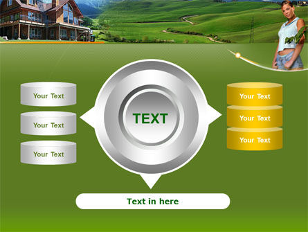 Countryside PowerPoint Template Slide 12