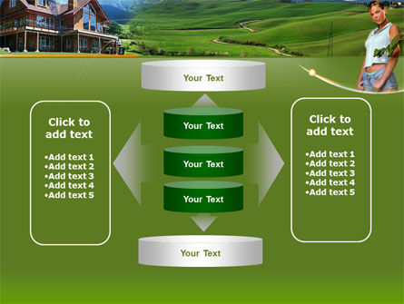 Countryside PowerPoint Template Slide 13