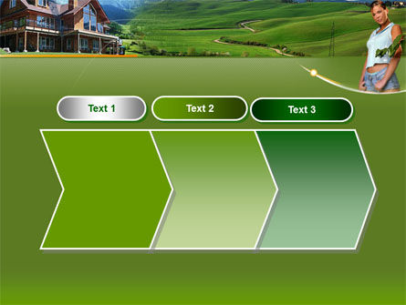 Countryside PowerPoint Template Slide 16