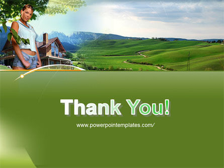Countryside PowerPoint Template Slide 20