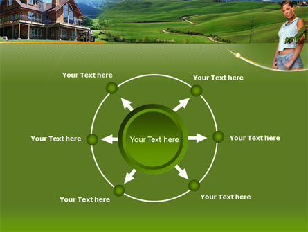 Countryside PowerPoint Template Slide 7