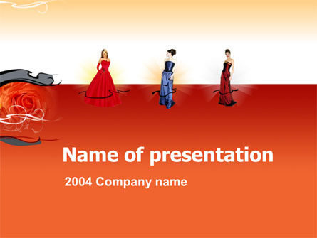 Show Free PowerPoint Template, 00047, Free PowerPoint Backgrounds — PoweredTemplate.com