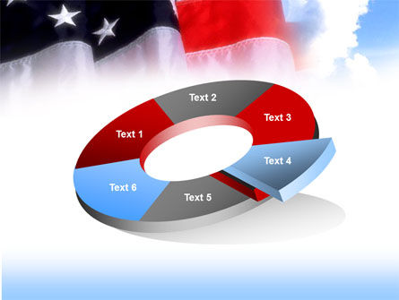 American Flag PowerPoint Template Slide 19