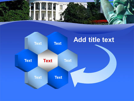 Free White House PowerPoint Template Slide 11