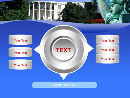 Free White House PowerPoint Template Slide 12