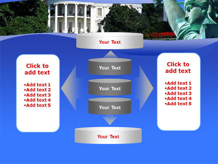 Free White House PowerPoint Template Slide 13