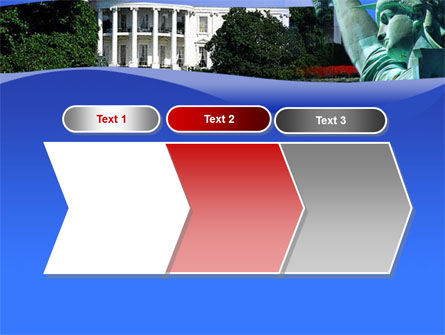Free White House PowerPoint Template Slide 16
