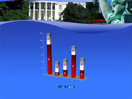 Free White House PowerPoint Template Slide 17