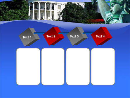 Free White House PowerPoint Template Slide 18