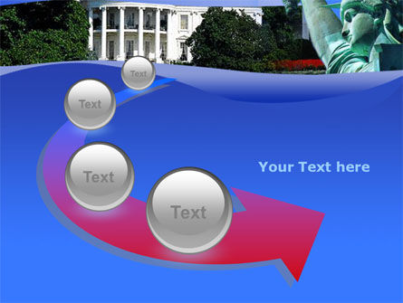 Free White House PowerPoint Template Slide 6