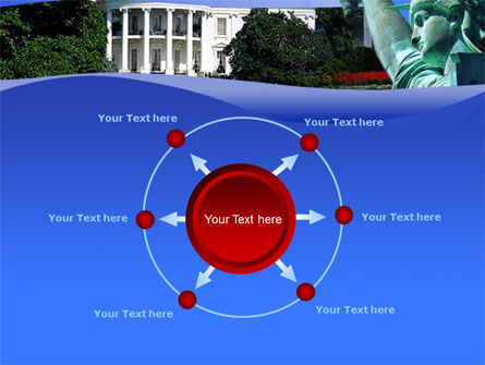 Free White House PowerPoint Template Slide 7