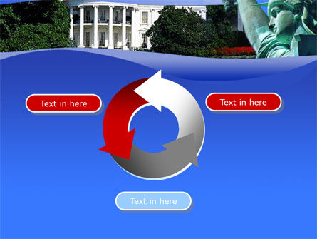 Free White House PowerPoint Template Slide 9