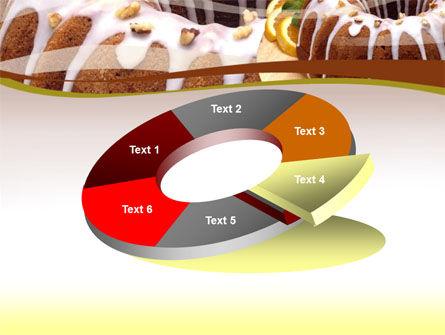 Pie PowerPoint Template Slide 19