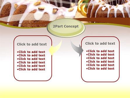 Pie PowerPoint Template, Slide 4, 00055, Food & Beverage — PoweredTemplate.com