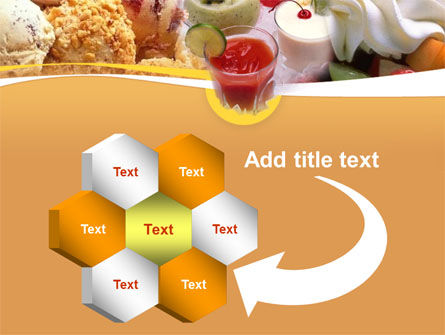 Pastry PowerPoint Template Slide 11