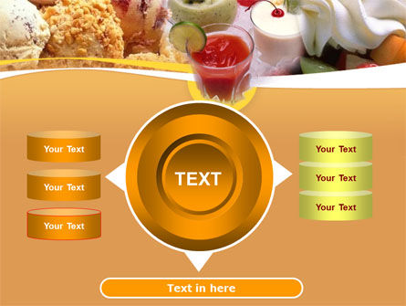 Pastry PowerPoint Template Slide 12