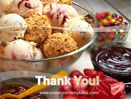 Pastry PowerPoint Template Slide 20