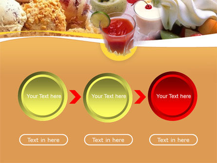 Pastry PowerPoint Template Slide 5