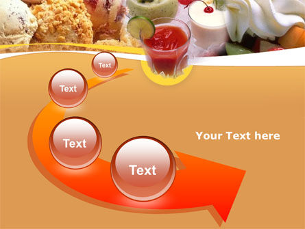 Pastry PowerPoint Template Slide 6