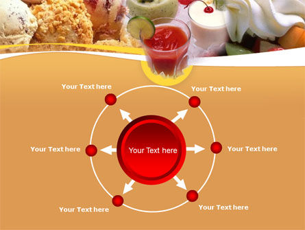 Pastry PowerPoint Template Slide 7