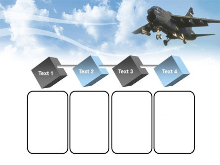 Aircraft Free PowerPoint Template Slide 18
