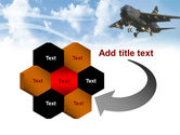 Aircraft Free PowerPoint Template#11