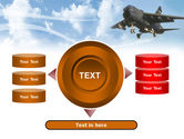 Aircraft Free PowerPoint Template#12